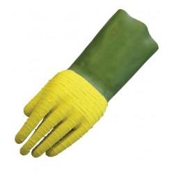 Rękawice kwasoodporne szorstkowane Ludwik