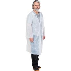Płaszcz Foliowy