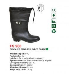 Buty PCV FS 900 Leśne