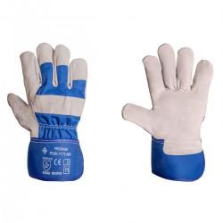 Rękawice monterskie niebieskie PSW-7175NR Premium