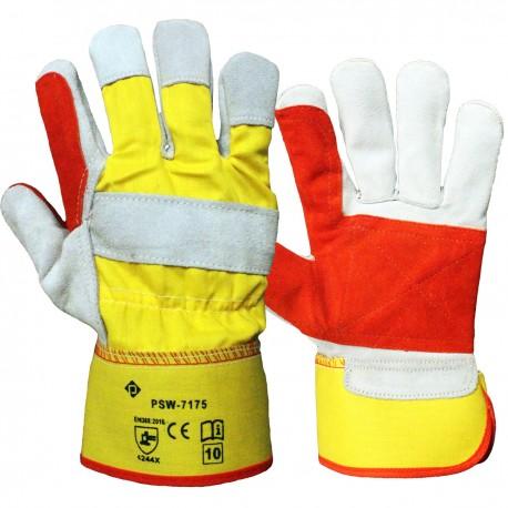 PSW-7175 Rękawice monterskie ze wzmocnieniem