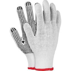 Rękawice Nakrapiane Dziane