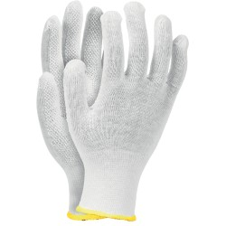 Rękawice Nakrapiane Trykot