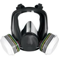 Maska całotwarzowa 3M 6000